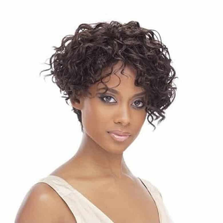 Hairstyles For Short Curly Hair Women popular hairstyle