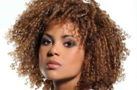 Fashionable Hairstyles for Short, Curly Hair