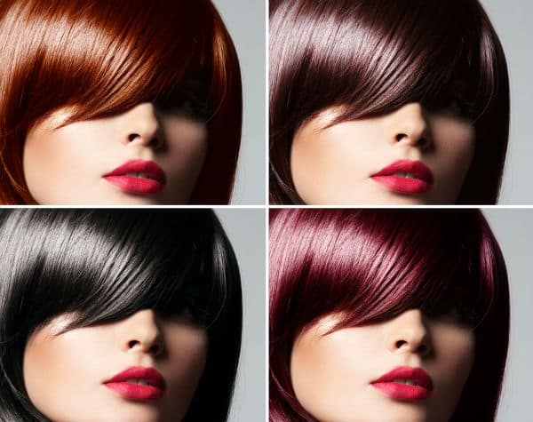 Chemical Hair Dyes