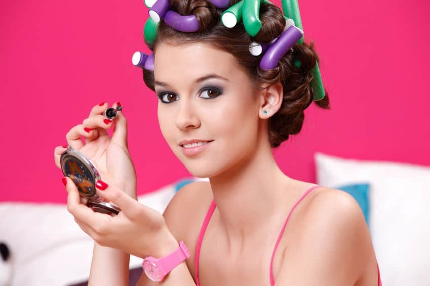 Tips on How to Curl Hair with Rollers