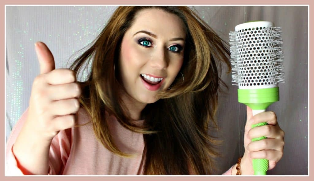 Best Round Brush for Blowout