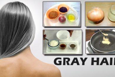 Grey Hair Treatment At Home
