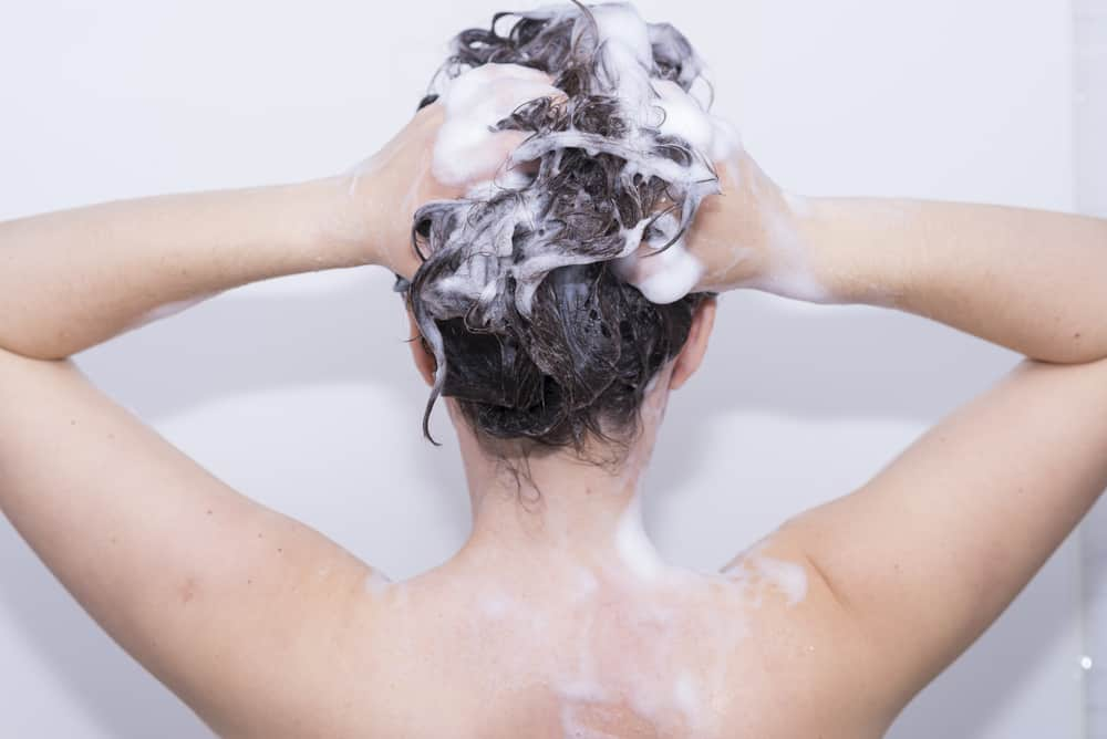 shampooing too often damages your hair