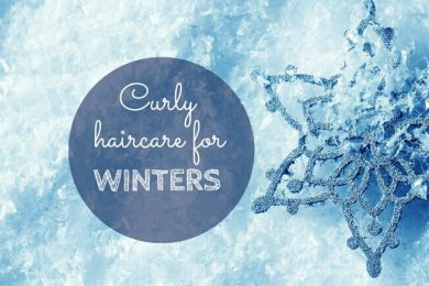 Curly Hair Care Tips in Winter
