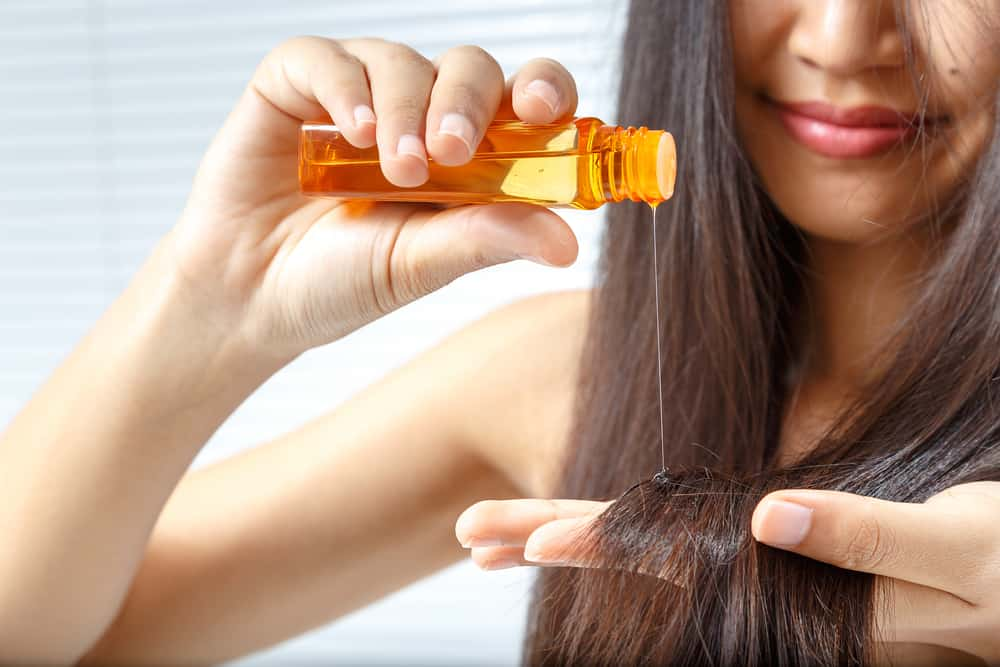 categories of hair oils