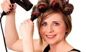 How to Roll with Hair Rollers - Defining a Style that's All Your Own