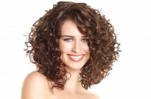Hair Romance How To Style Curly With Gel