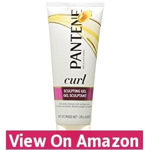 Pantene Curl Perfection Sculpting Hair Gel