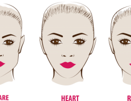 The Perfect Haircut for your Face Shape: It's all about the proportions