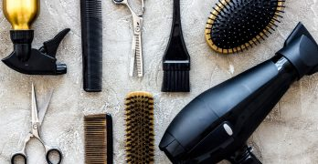 how to be your own hairstylist at home