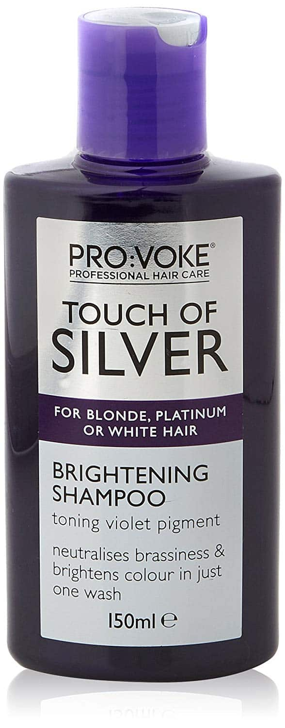 Provoke Professional Hair Care Touch of Silver Brightening Shampoo