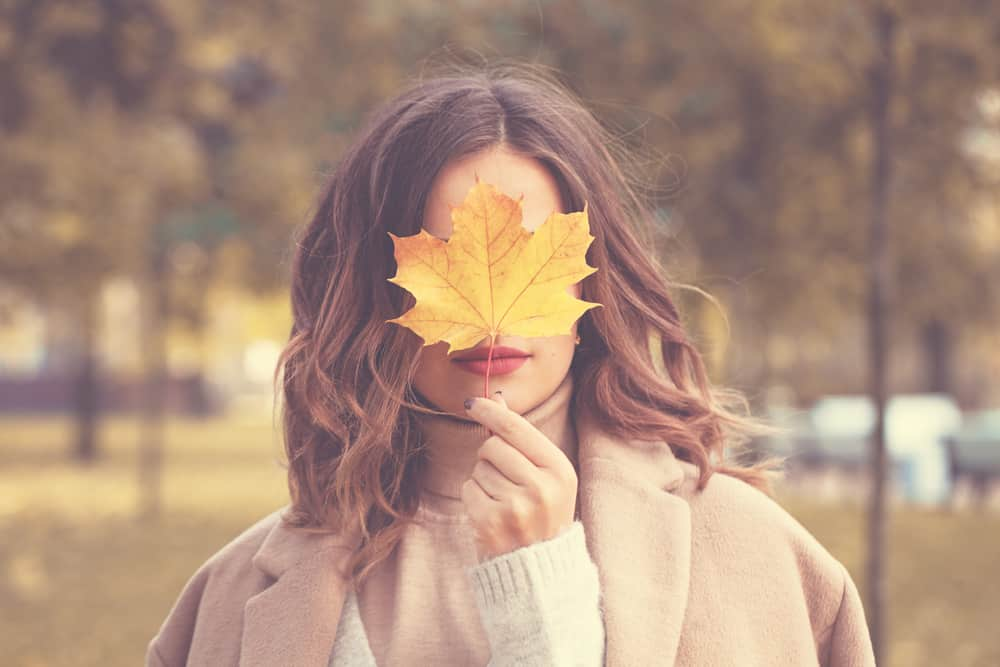don't let your hair down in autumn