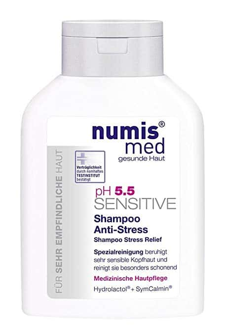 Numis Med Soothing Shampoo for Sensitive Scalps
