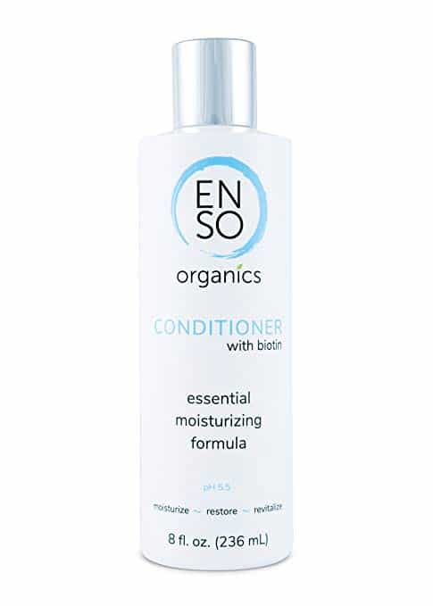 Scalp and Hair Deep Conditioner with Biotin by ENSO Essentials