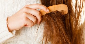 Say Goodbye to Dry and Brittle Hair