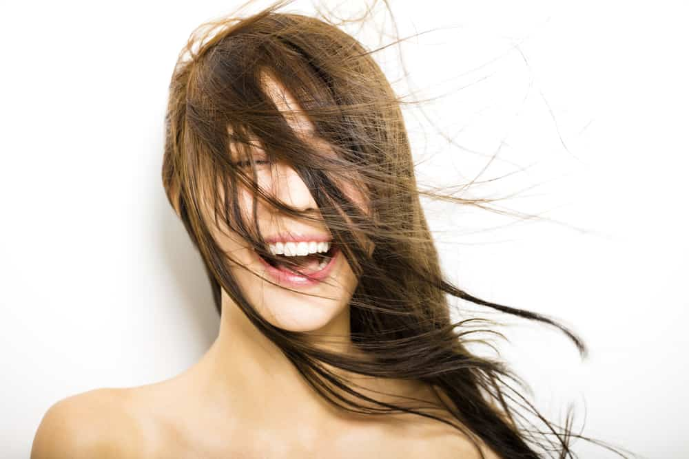 take care of dry and brittle hair