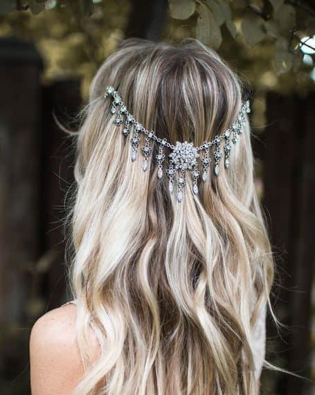 Hair drape