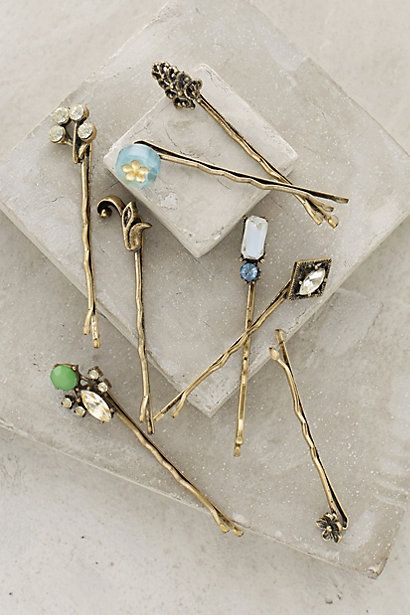 Stylish hairpins