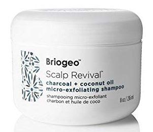 Briogeo Revival Charcoal Coconut Microexfoliating Shampoo