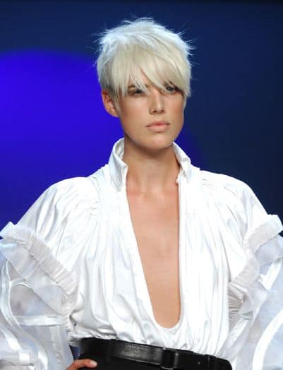 Supermodel Hairstyle: Top 10 Runway Hairstyles