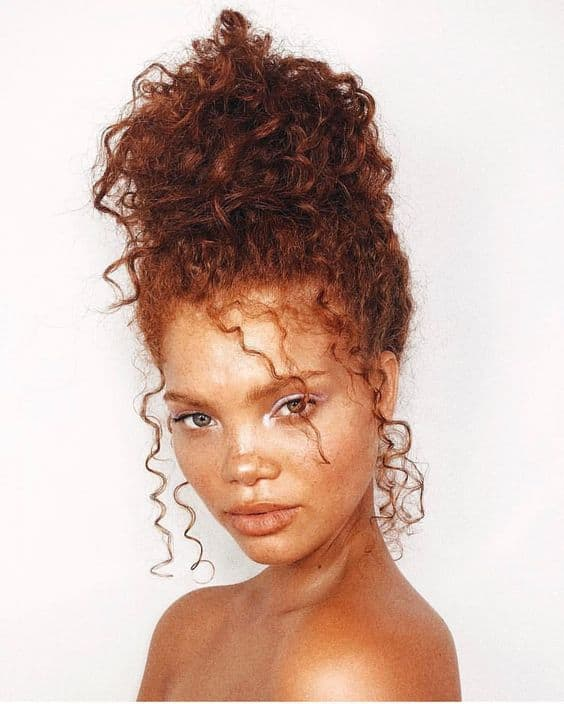 10 Quick Easy Natural Hairstyles Under 60 Seconds For